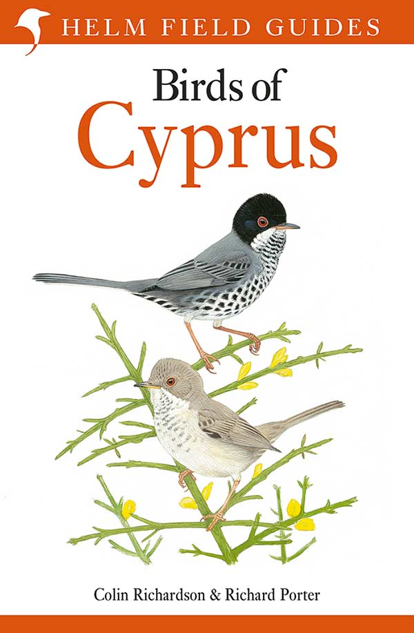 Birds of Cyprus Colin Richardson and Richard porter